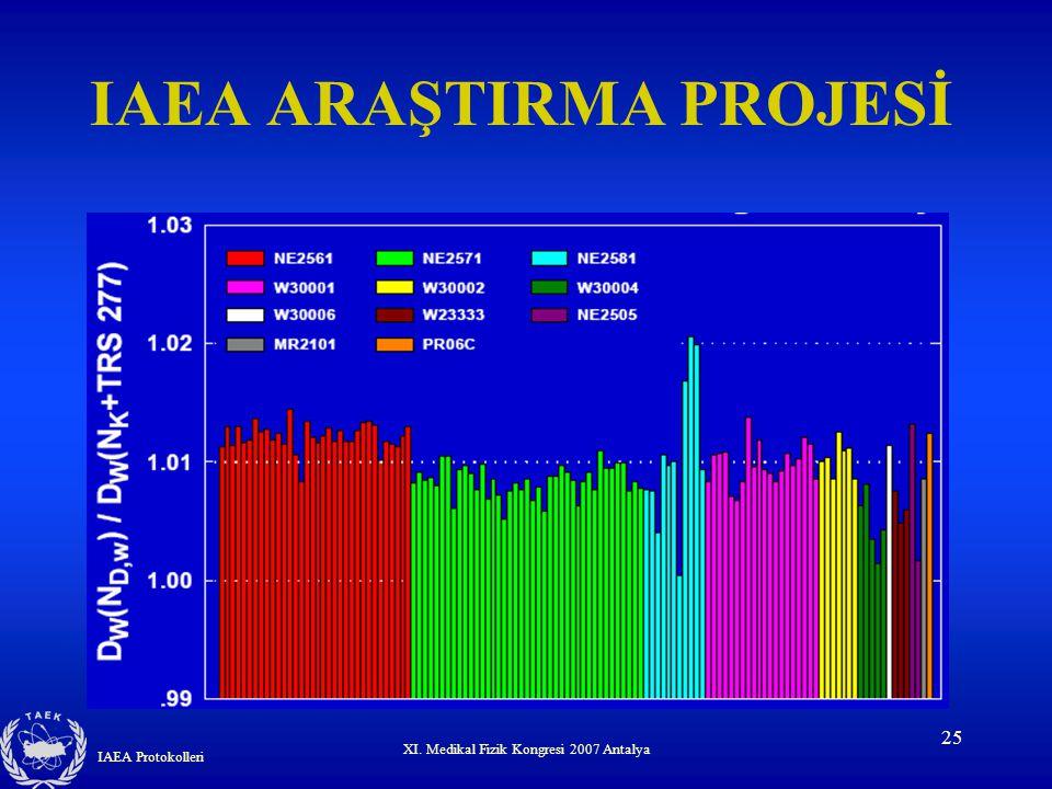 IAEA ARAŞTIRMA PROJESİ