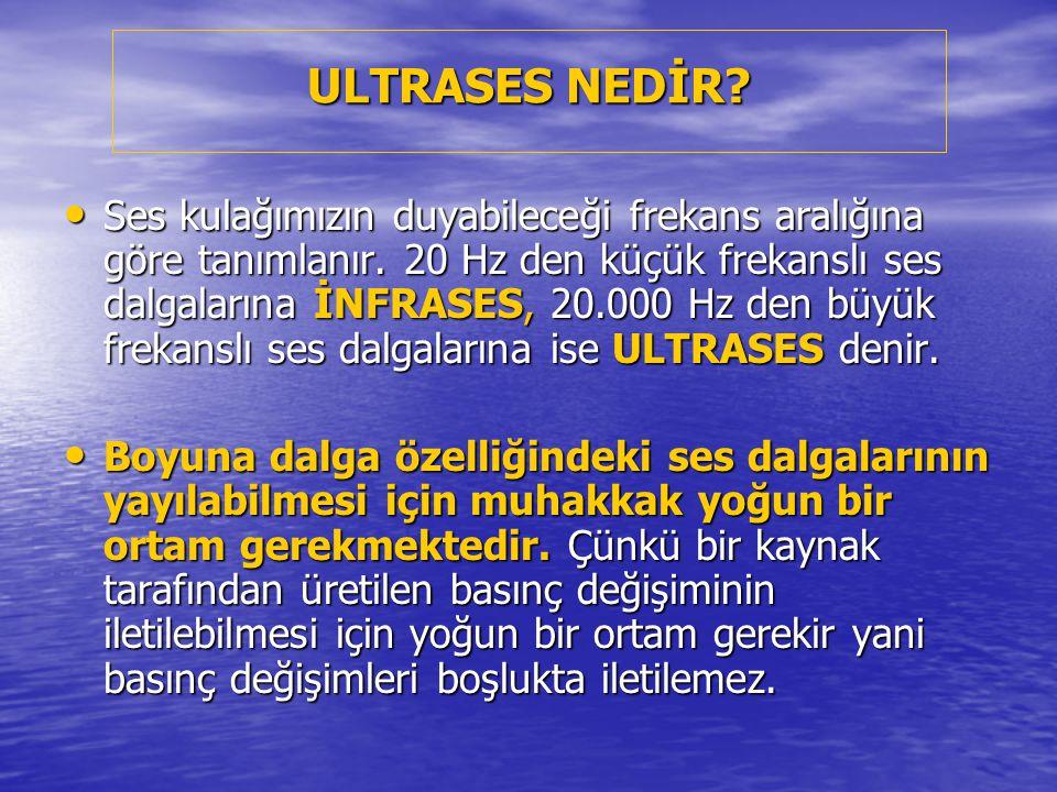ULTRASES NEDİR