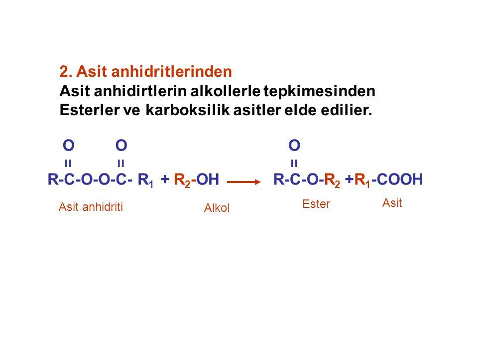 2. Asit anhidritlerinden