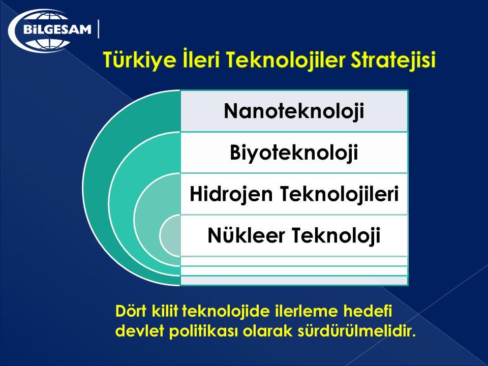 Türkiye İleri Teknolojiler Stratejisi