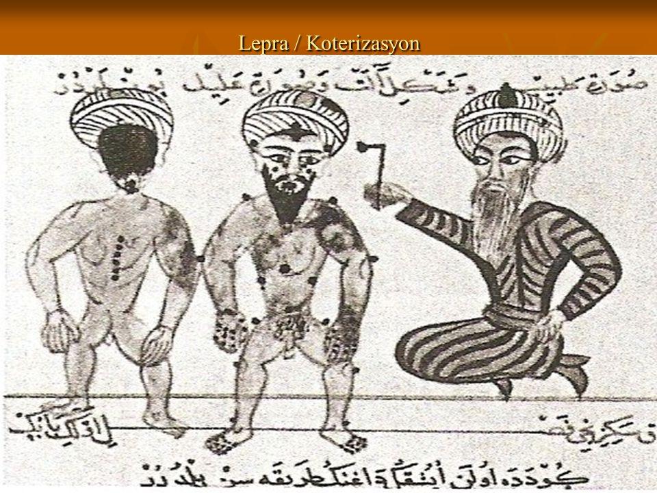 Lepra / Koterizasyon