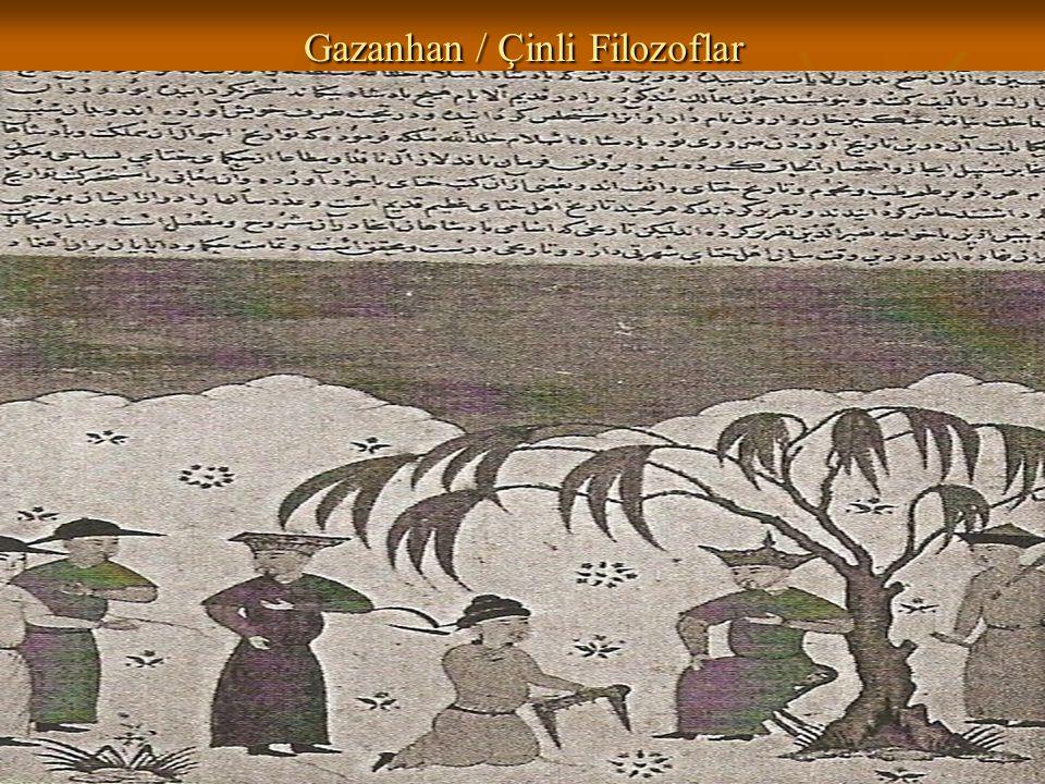 Gazanhan / Çinli Filozoflar