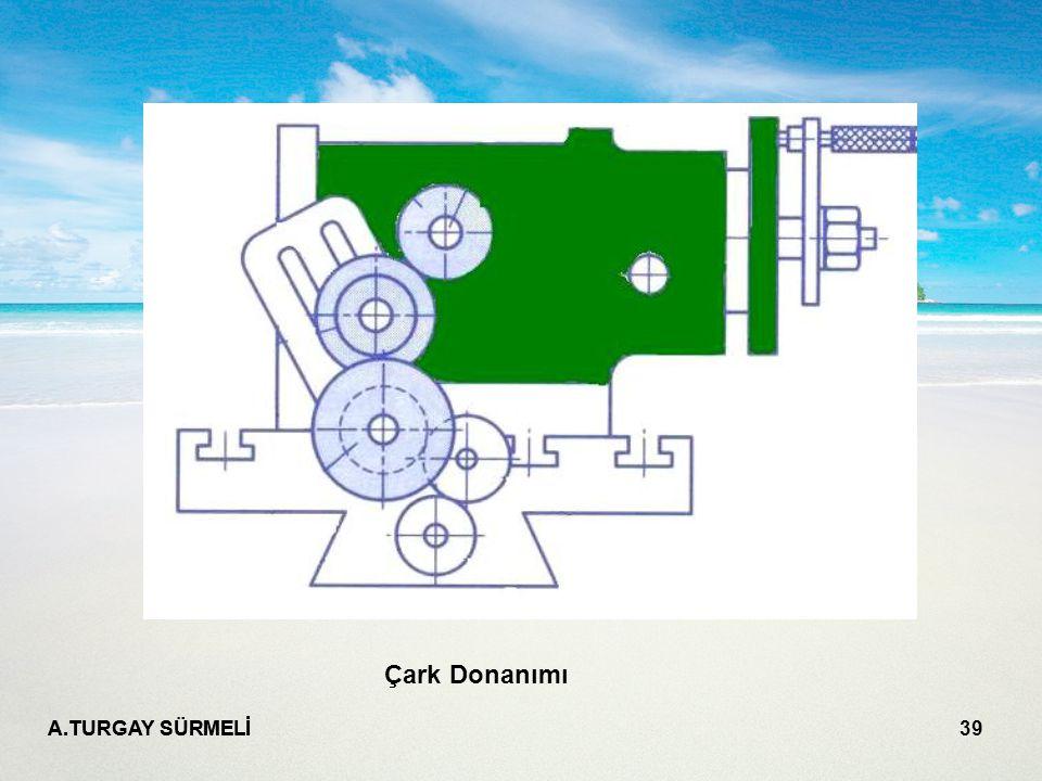 Çark Donanımı A.TURGAY SÜRMELİ