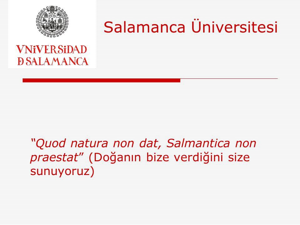Salamanca Üniversitesi
