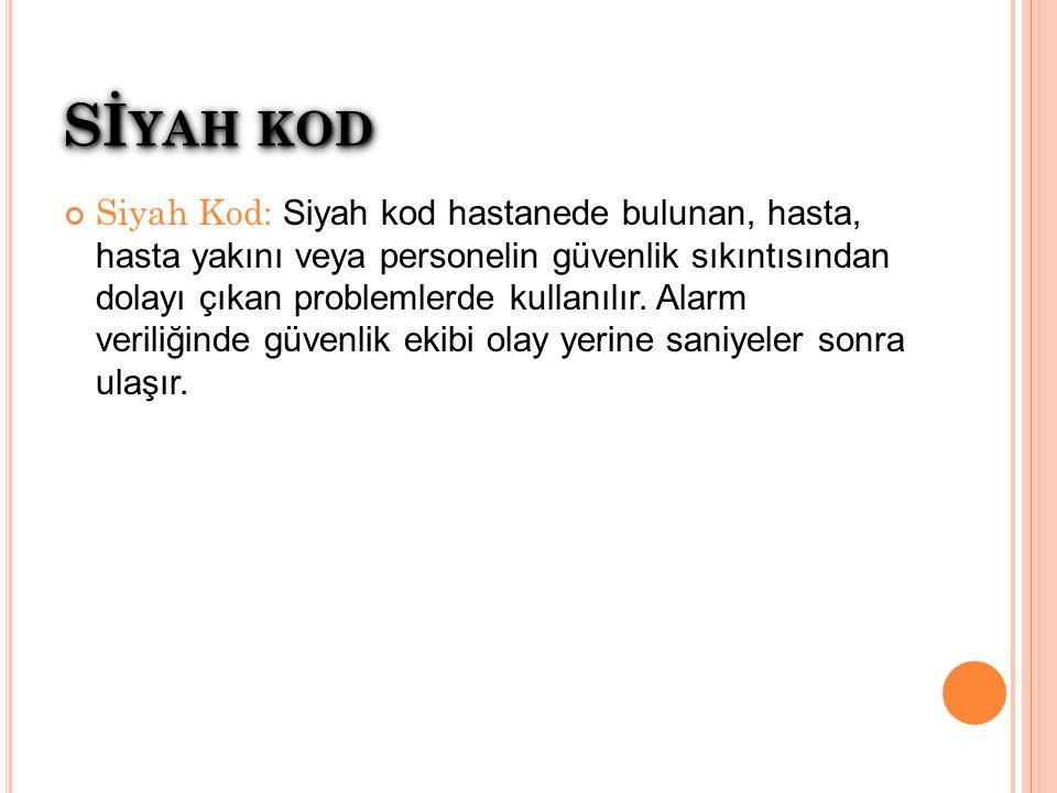 Sİyah kod
