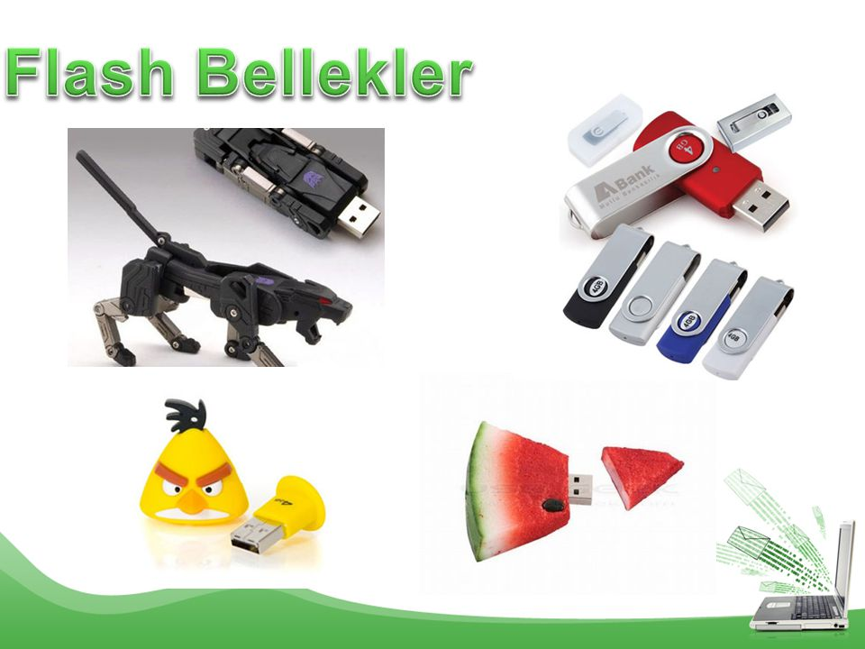 Flash Bellekler