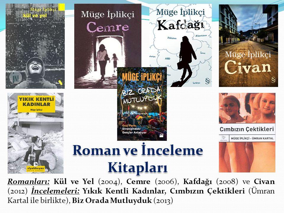 Roman ve İnceleme Kitapları