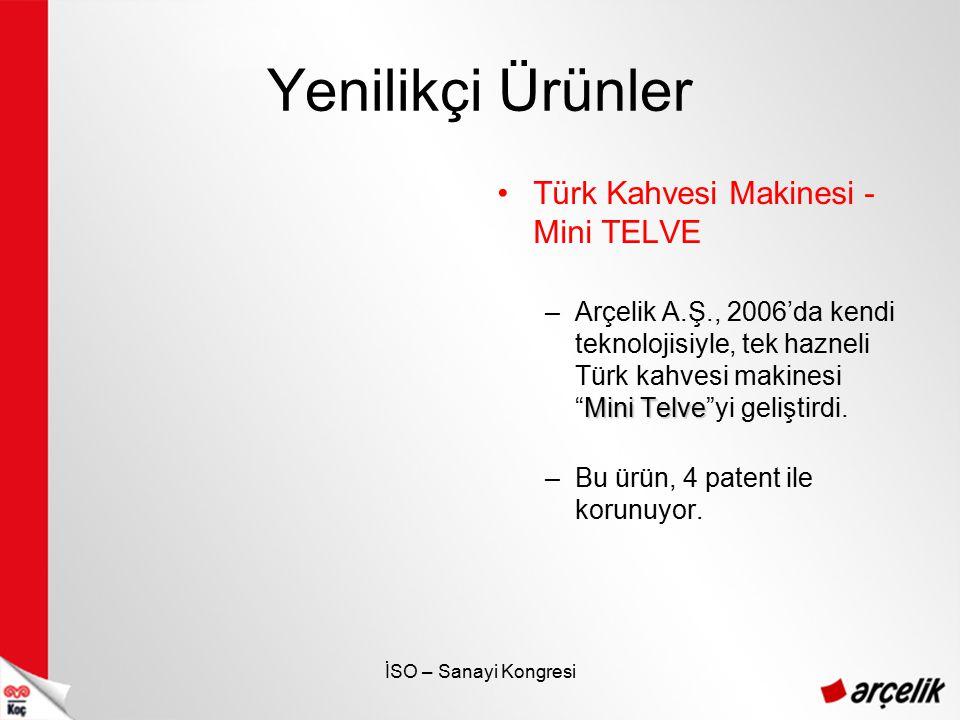 Yenilikçi Ürünler Türk Kahvesi Makinesi - Mini TELVE