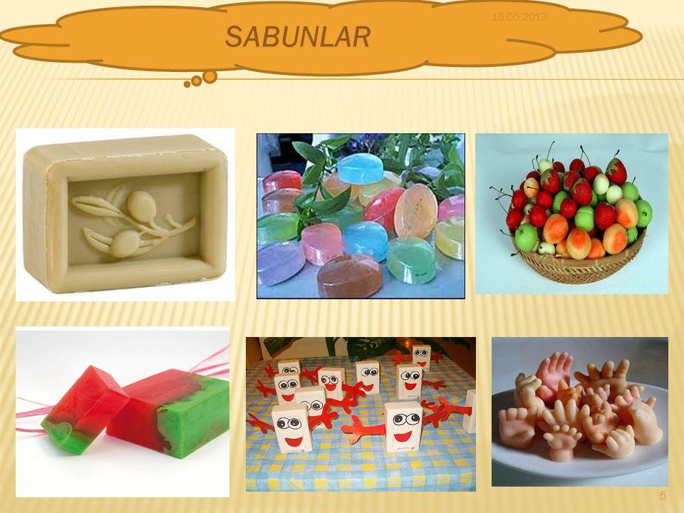 SABUNLAR 16.05.2013