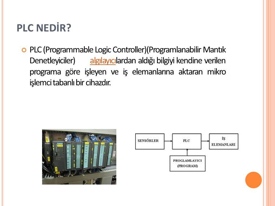 PLC NEDİR