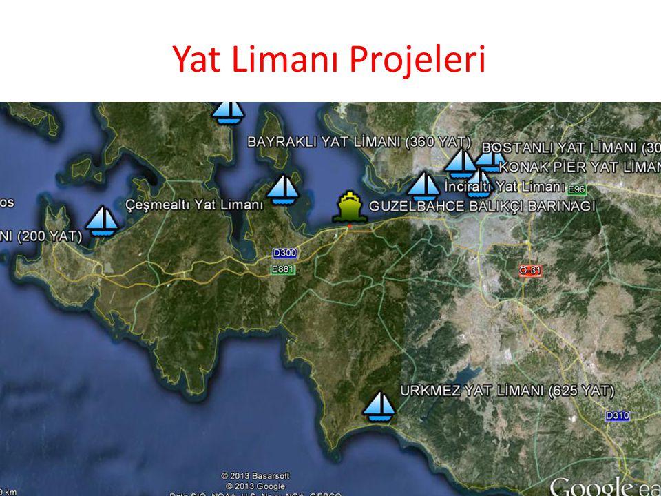 Yat Limanı Projeleri
