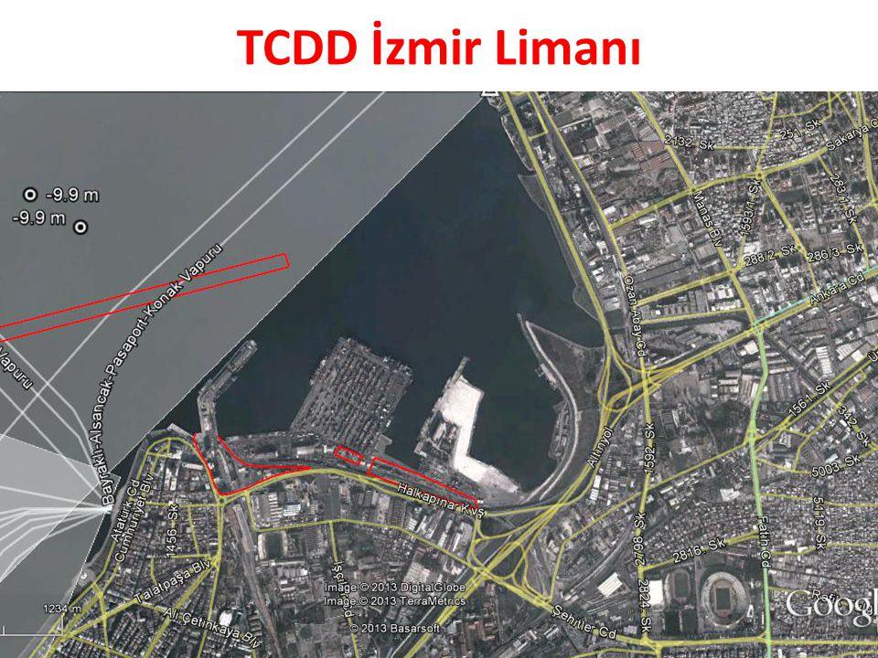 TCDD İzmir Limanı