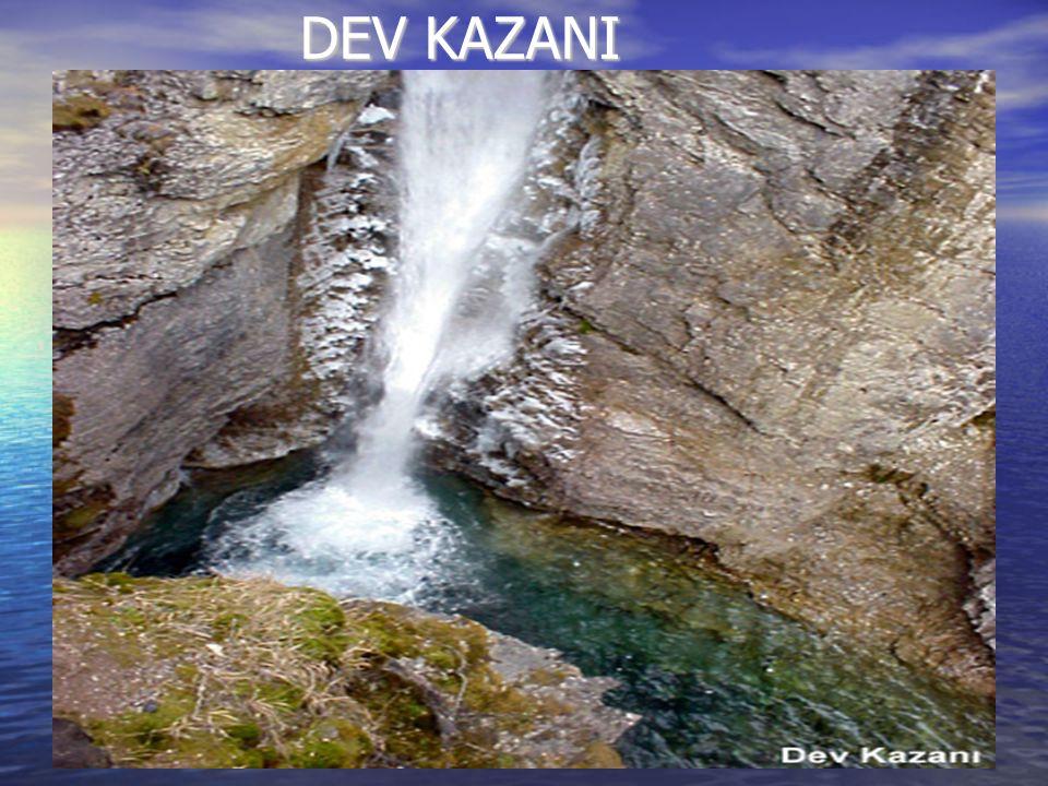DEV KAZANI
