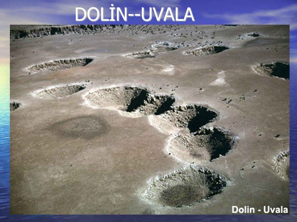 DOLİN--UVALA