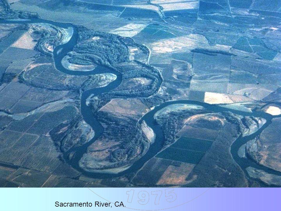 Sacramento River, CA.