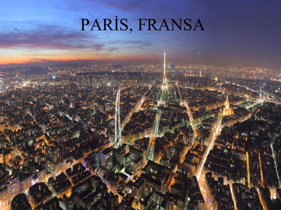 PARİS, FRANSA