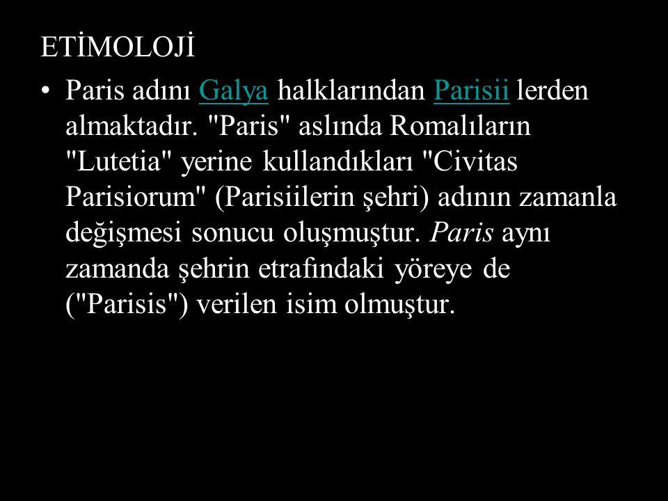 ETİMOLOJİ