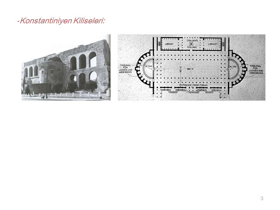 -Konstantiniyen Kiliseleri:
