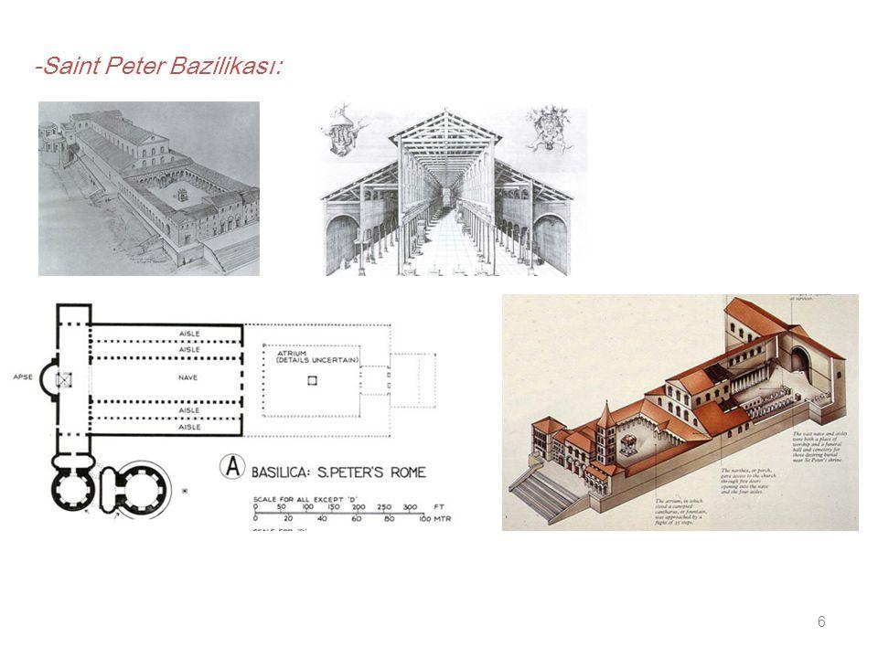 -Saint Peter Bazilikası: