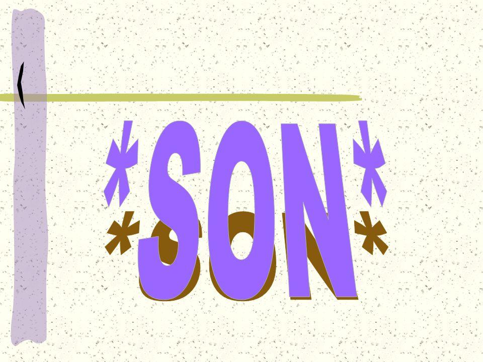 *SON*