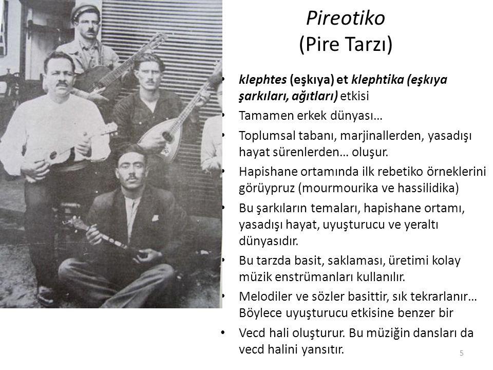 Pireotiko (Pire Tarzı)