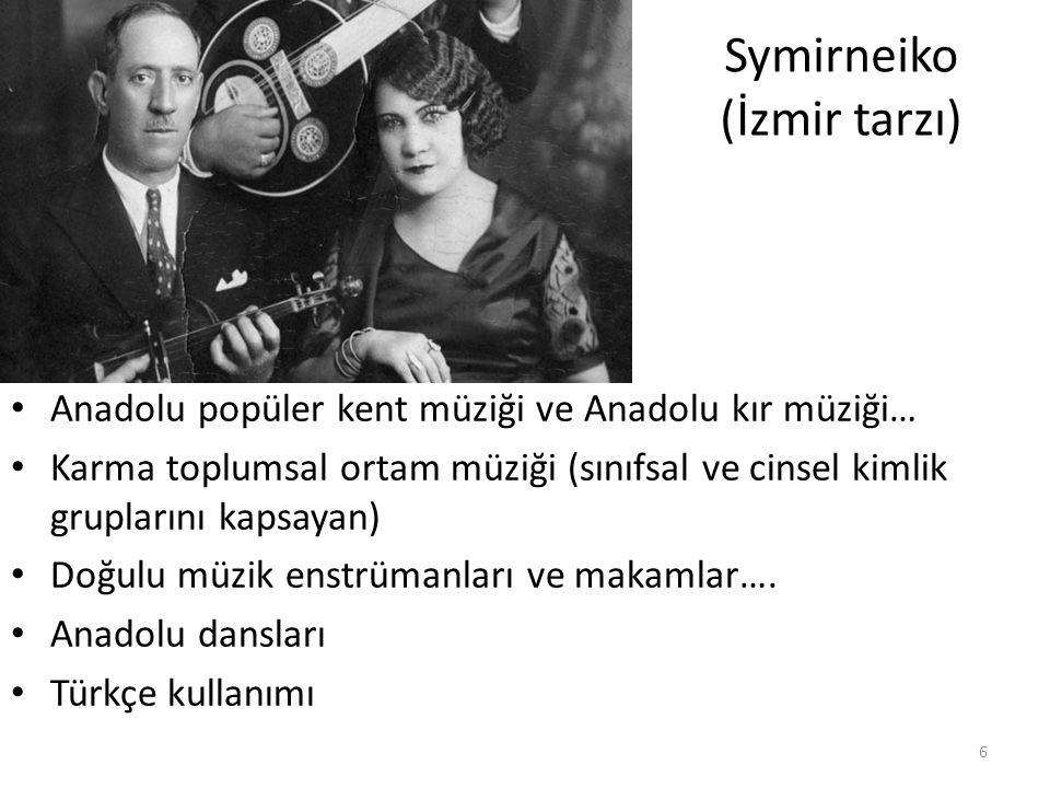 Symirneiko (İzmir tarzı)
