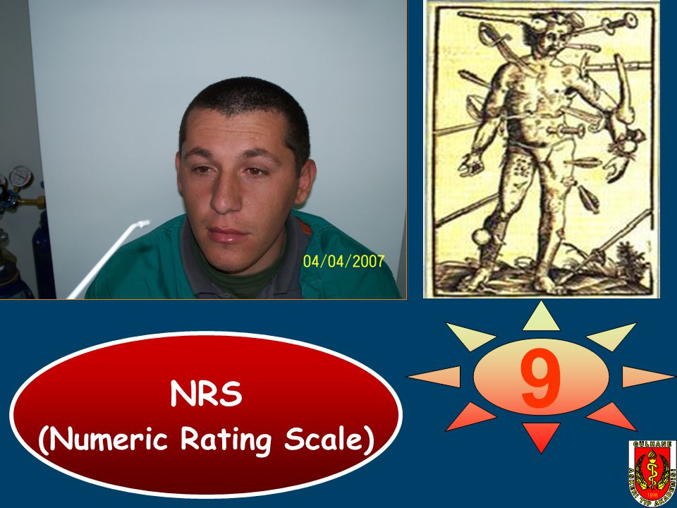 (Numeric Rating Scale)