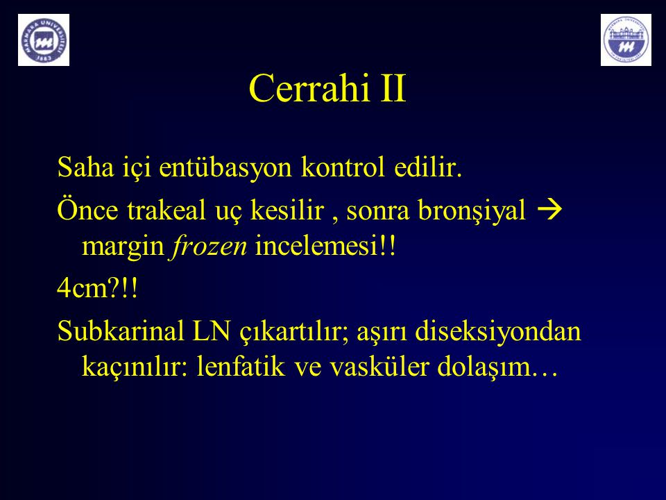 Cerrahi II