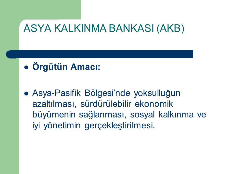 ASYA KALKINMA BANKASI (AKB)