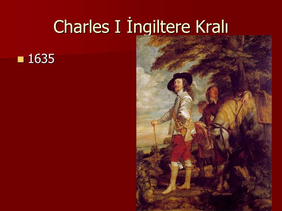 Charles I İngiltere Kralı
