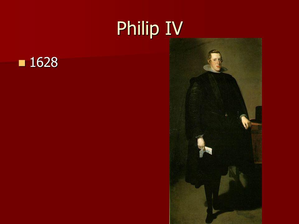 Philip IV 1628