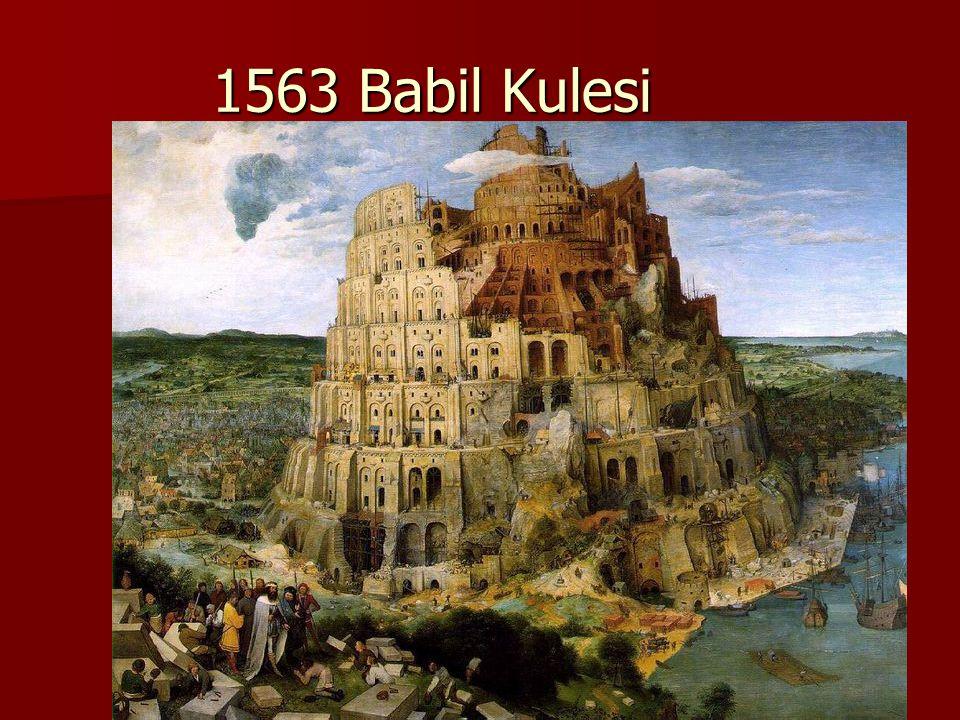 1563 Babil Kulesi