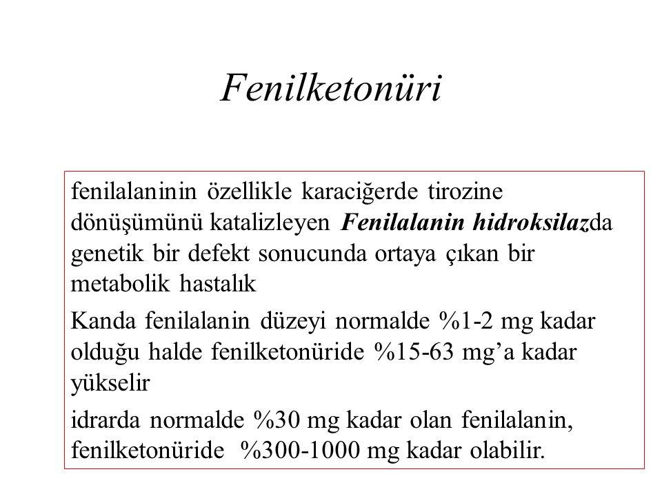 Fenilketonüri