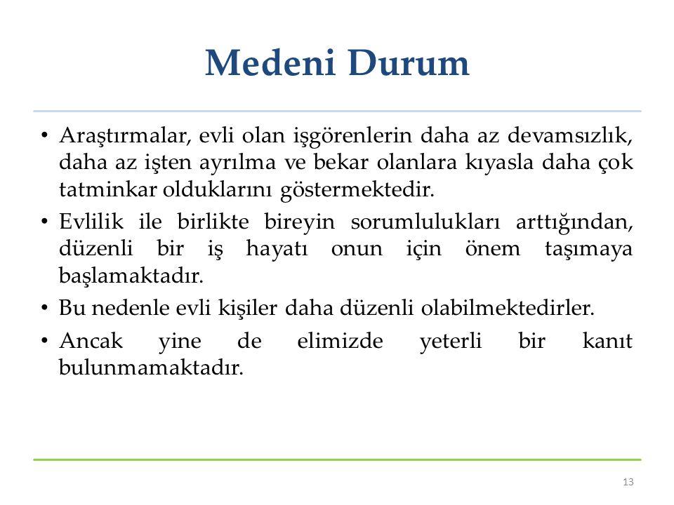 Medeni Durum