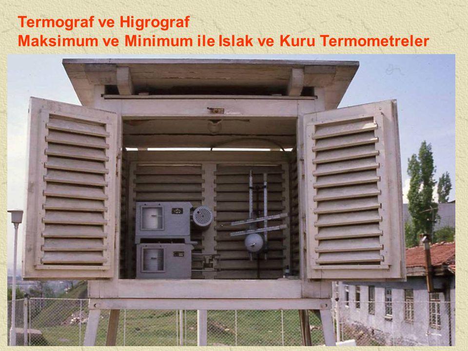 Termograf ve Higrograf