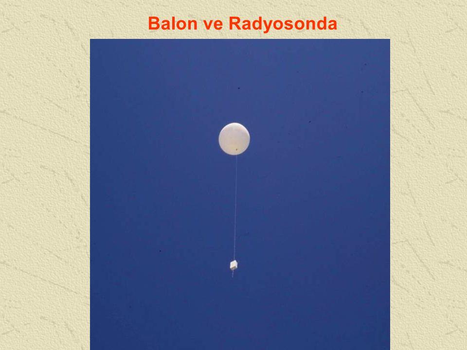Balon ve Radyosonda