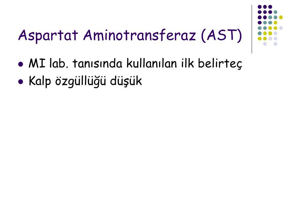 Aspartat Aminotransferaz (AST)