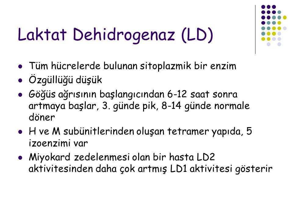 Laktat Dehidrogenaz (LD)