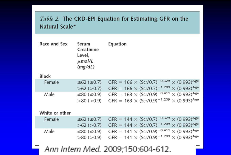 CKD-EPI Chronic Kidney Disease Epidemiology Collaboration; GFR glomerular