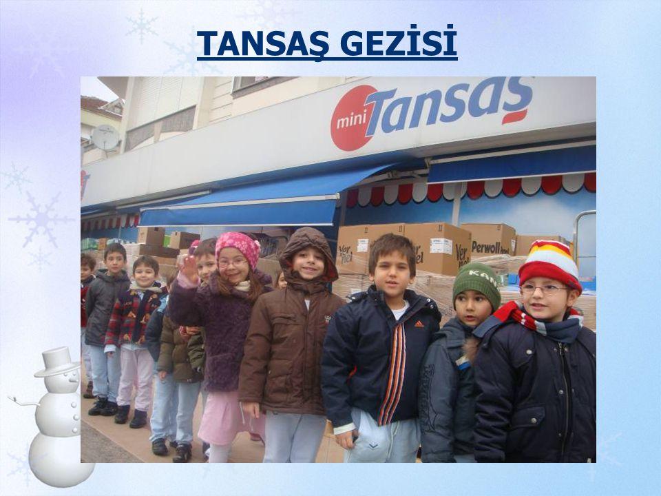 TANSAŞ GEZİSİ