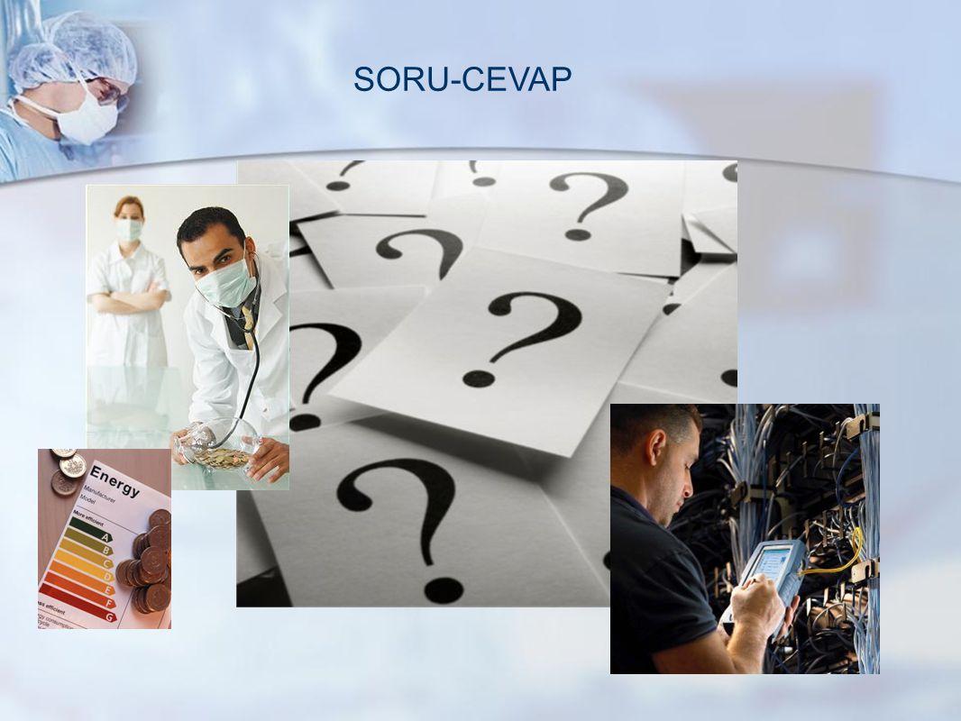 SORU-CEVAP www.metisafe.com