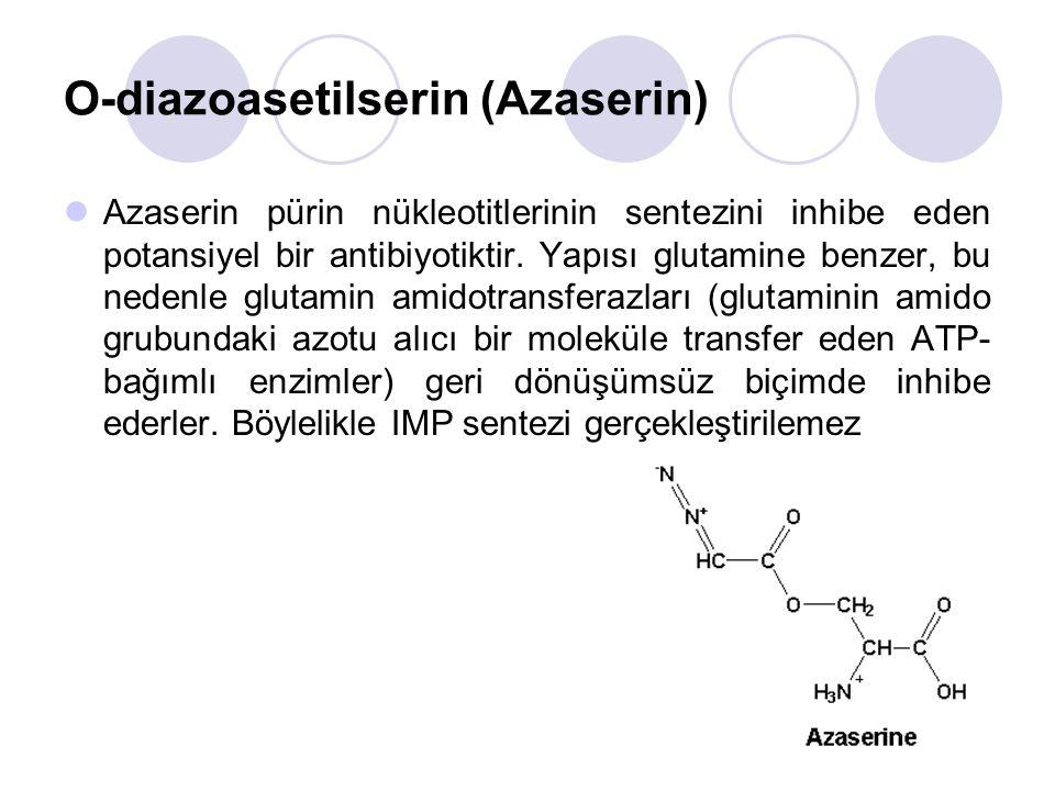 O-diazoasetilserin (Azaserin)