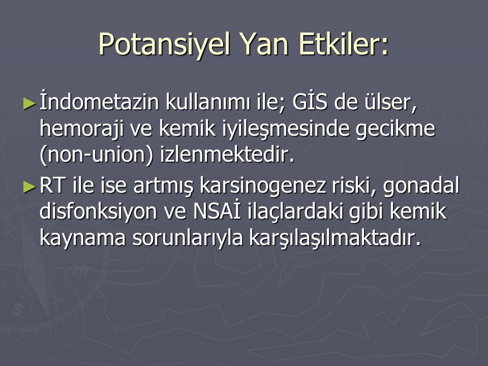 Potansiyel Yan Etkiler: