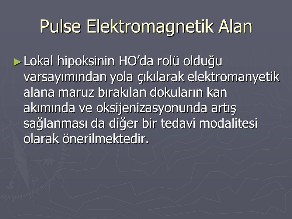 Pulse Elektromagnetik Alan