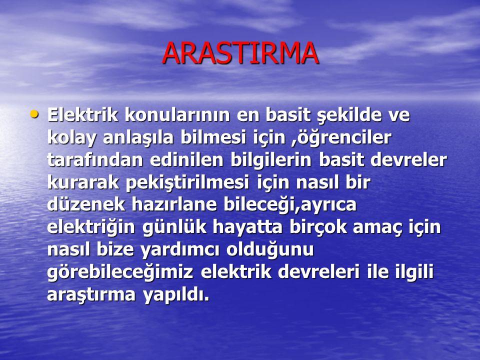 ARASTIRMA