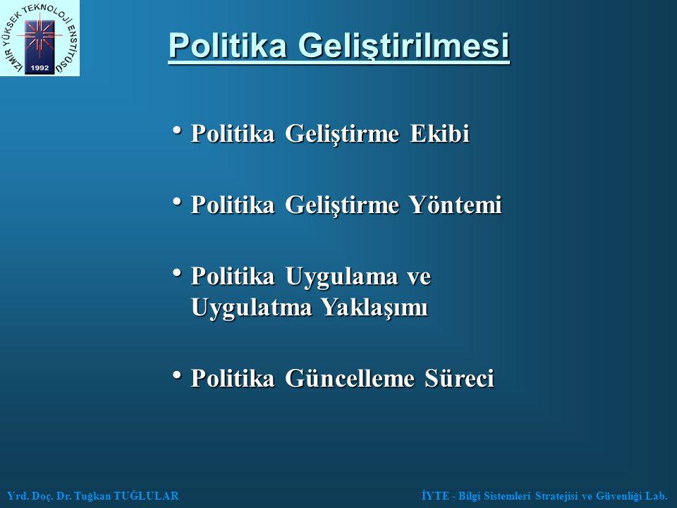 Politika Geliştirilmesi