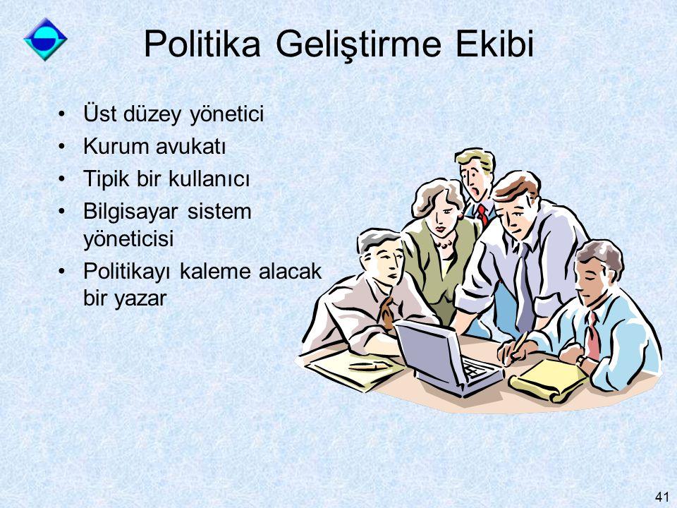 Politika Geliştirme Ekibi