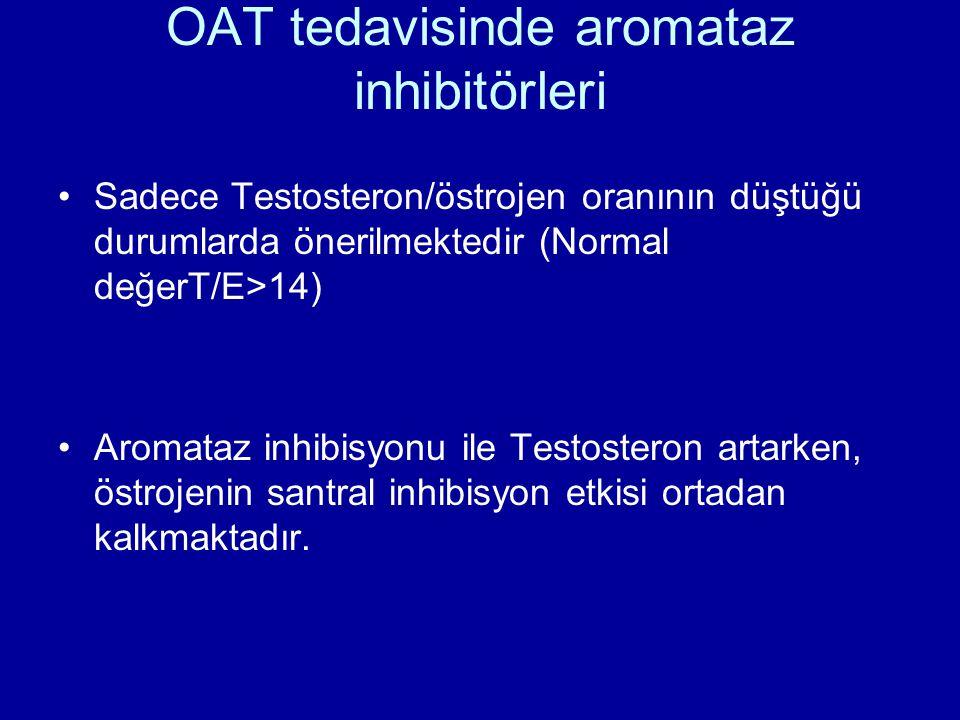 OAT tedavisinde aromataz inhibitörleri