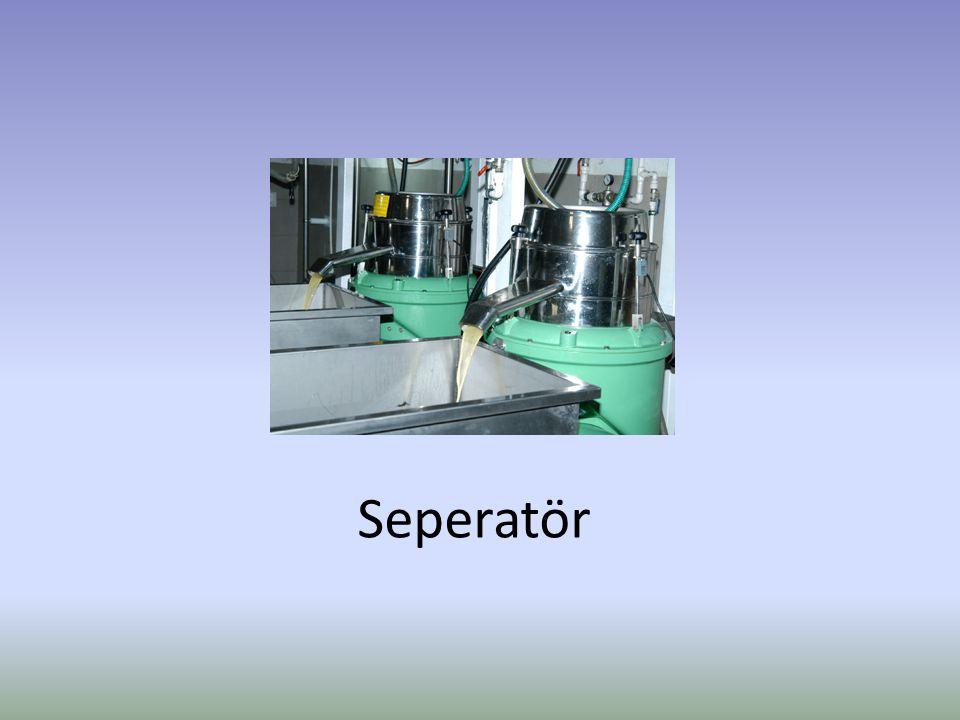 Seperatör