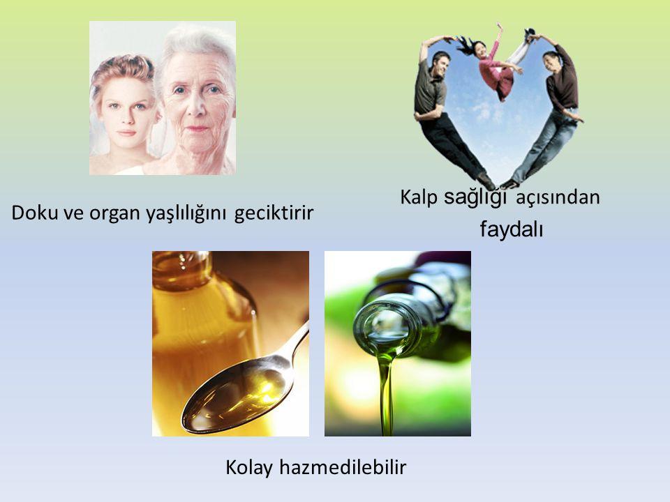 Doku ve organ yaşlılığını geciktirir